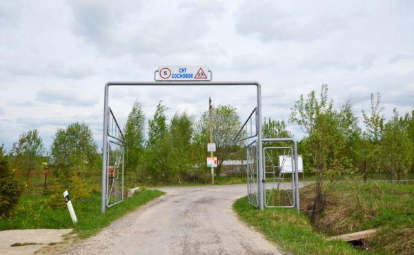 Дачный участок 10 соток в СНТ Сосновое (10 км от Волоколамска)